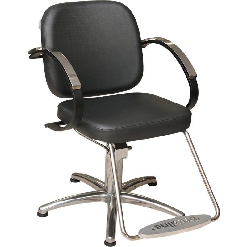 Cadeira Hidráulica Cristal