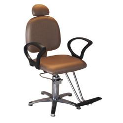Cadeira Hidráulica Reclinável Slim