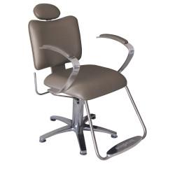 Cadeira Hidraulica Reclinavel Aluminium
