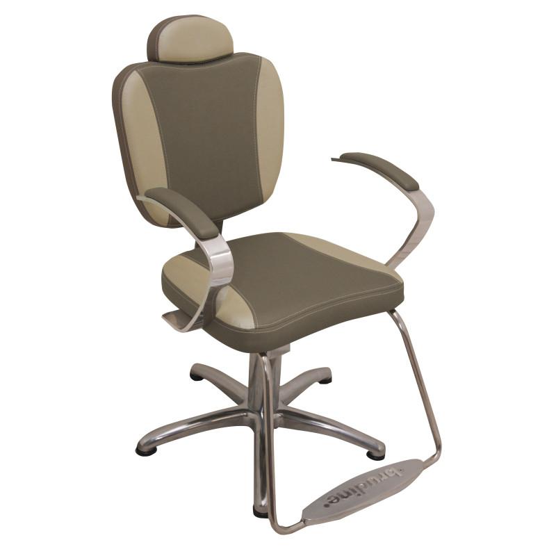 Cadeira Hidráulica Aluminium Premium