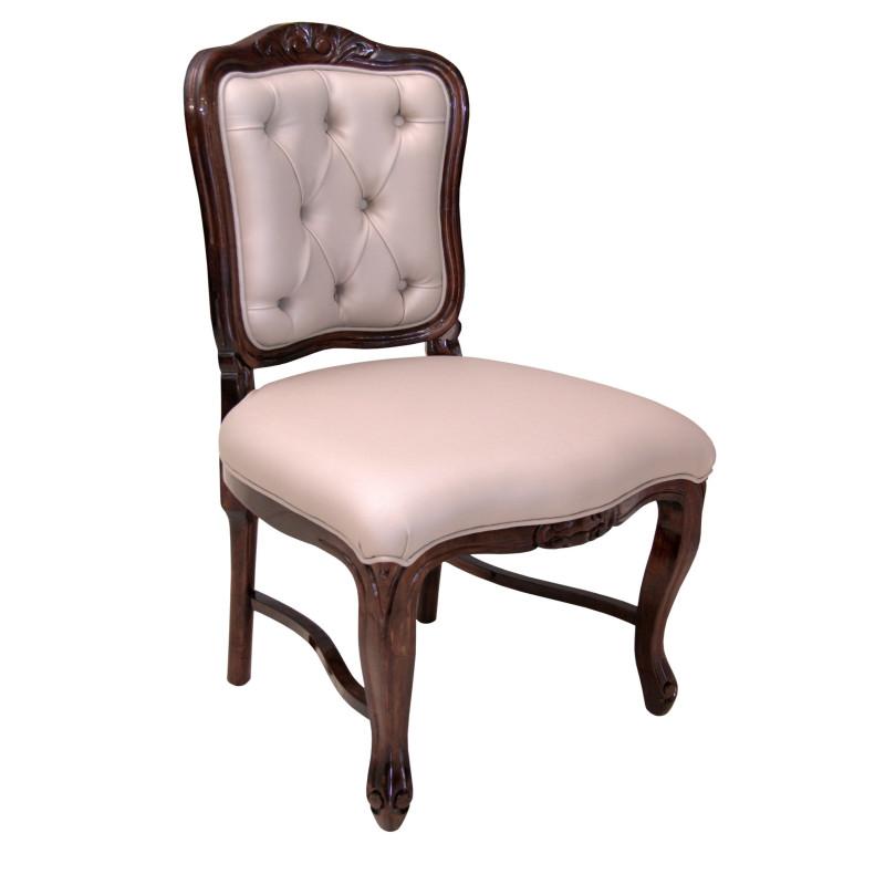 Cadeira Dom Luis Sem braços
