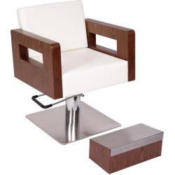 Cadeira Hidráulica Contemporânea