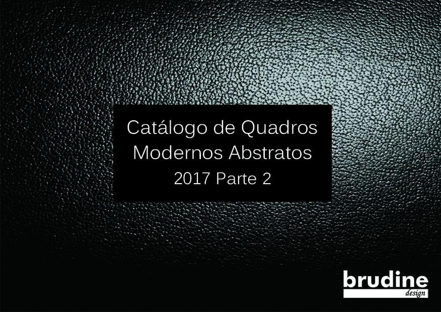 Ambientes Decorados Quadros abstratos 1